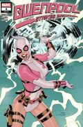 Gwenpool Strikes Back Vol 1 4