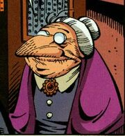 Harvey Elder's Grandmother (Earth-616) from Marvel Holiday Special Vol 1 2005 001
