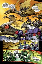 Hauk'ka from Uncanny X-Men Vol 1 455 006