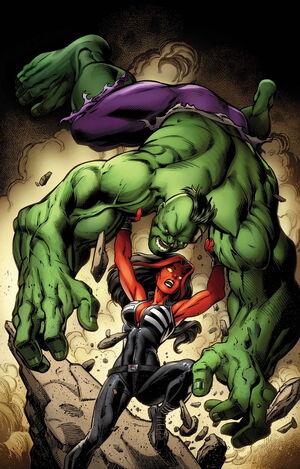 Hulk Vol 3 8 Textless