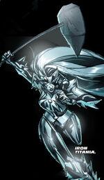 Iron Titania (Warp World) (Earth-616) from Infinity Wars Infinity Warps Vol 1 1 0001