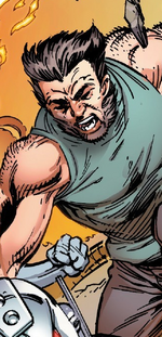 James Howlett (Earth-19529) from Spider-Man Life Story Vol 1 3 001