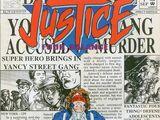 Justice: Four Balance Vol 1 1