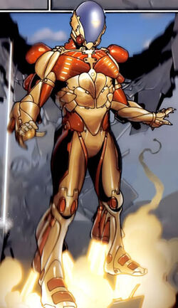 Lancaster Sneed (Earth-616) from Invincible Iron Man Vol 2 13 001