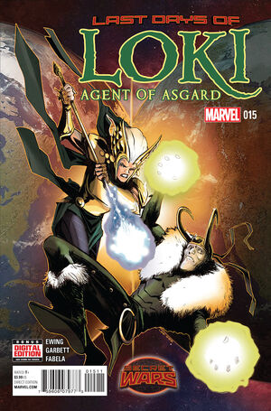 Loki Agent of Asgard Vol 1 15