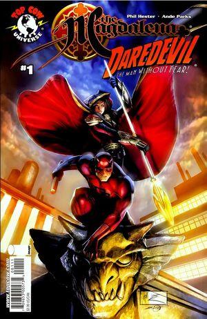 Magdalena Daredevil Vol 1 1