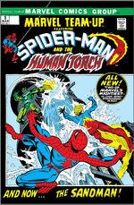 Marvel Team-Up Vol 1 1