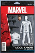 Moon Knight Vol 8 1 Action Figure Variant