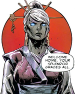 Ororo Munroe (Earth-295) from Uncanny X-Force Vol 1 13 001