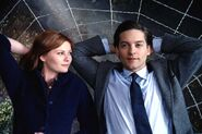 Peter Parker (Earth-96283) and Mary Jane Watson from Spider-Man 3 (film) 0001