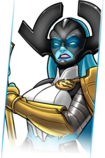 Proxima Midnight (Earth-TRN562) from Marvel Avengers Academy 001