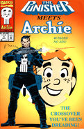 Punisher Meet Archie Vol 1 1