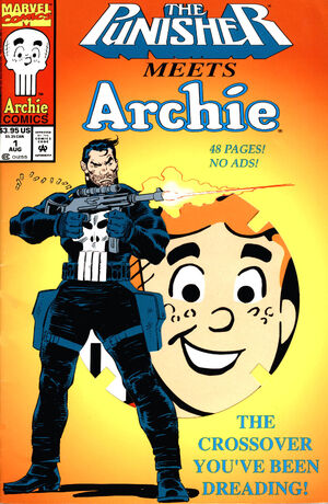 Punisher Meet Archie Vol 1 1