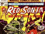 Red Sonja Vol 1 2