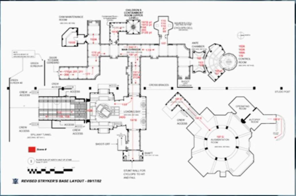 Image - Revised Stryker\'s Base Layout for X2.jpg | Marvel Database ...