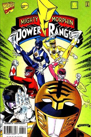 File:Saban's Mighty Morphin Power Rangers Vol 1 6.jpg