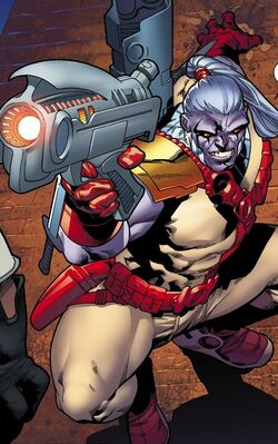 Scattershot (Mojoverse) from X-Factor Vol 1 235 001