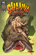 Shanna the She-Devil Survival of the Fittest Vol 1 1