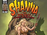 Shanna the She-Devil: Survival of the Fittest Vol 1 1