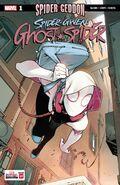 Spider-Gwen Ghost-Spider Vol 1 1