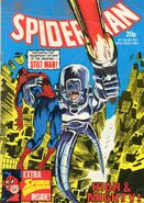 Spider-Man (UK) Vol 1 521