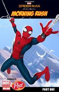 Spider-Man Homecoming Morning Rush Vol 1 1