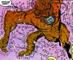 Spike (Deviant) (Earth-616) from New Mutants Annual Vol 1 5 0001