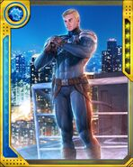 Steven Rogers (Earth-616) from Marvel War of Heroes 018