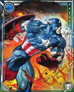 Steven Rogers (Earth-616) from Marvel War of Heroes 025