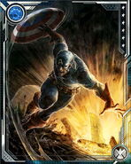 Steven Rogers (Earth-616) from Marvel War of Heroes 026