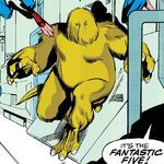 Thing (Earth-99476) from Excalibur Vol 1 51 0001