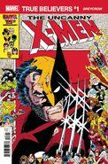 True Believers X-Men - Greycrow Vol 1 1