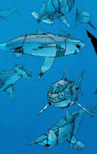 War Sharks (Earth-616) from Avengers Vol 8 9 001