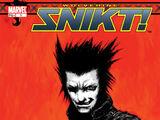 Wolverine: Snikt! Vol 1 1