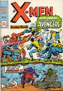 X-Men Pocket Book (UK) Vol 1 15