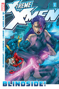 X-Treme X-Men Vol 1 2 Variant Psylocke