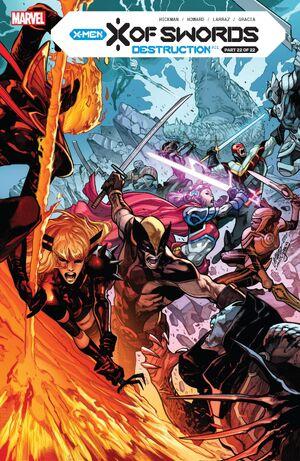 X of Swords Destruction Vol 1 1