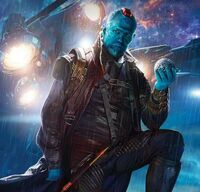 Yondu Udonta (Earth-199999) from Guardians of the Galaxy (film) 0001