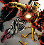 Anthony Stark (Earth-2149) from Marvel Zombies 2 Vol 1 4 001
