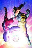 Astonishing Spider-Man & Wolverine Vol 1 3 Textless