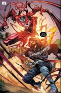 Cletus Kasady (Earth-616), Alejandra Jones (Earth-616) from Absolute Carnage Symbiote of Vengeance Vol 1 1 0001