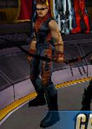 Clinton Barton (Earth-6109) from Marvel Ultimate Alliance 001