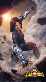 Daisy Johnson (Earth-TRN517) from Marvel Contest of Champions 002