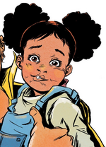 Danielle Cage (Earth-616) from Power Man and Iron Fist Vol 3 3 001