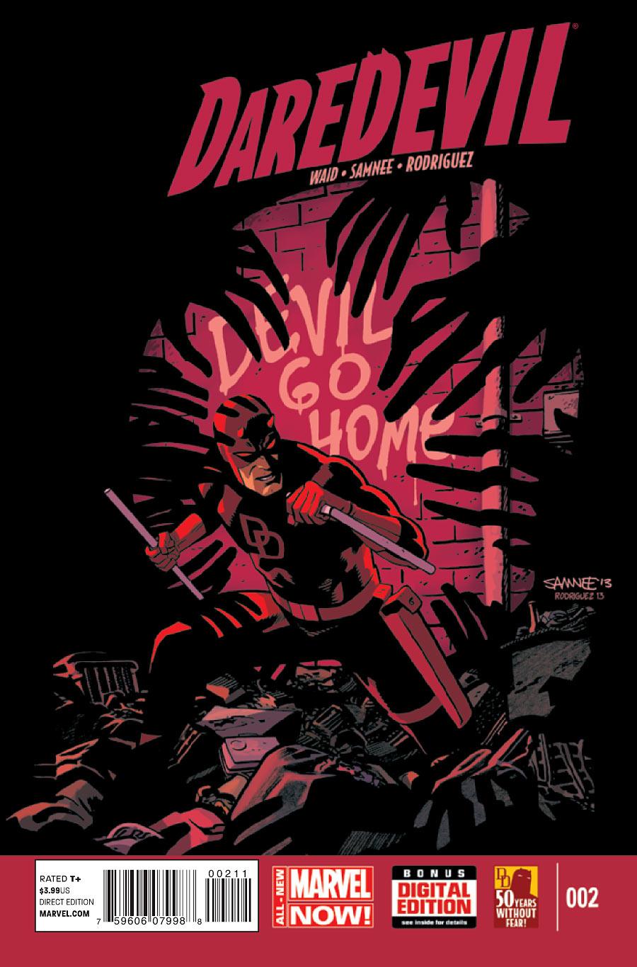 Daredevil Vol 4 2