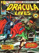 Dracula Lives (UK) Vol 1 3