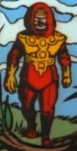 Heimdall (Earth-600026) from Marvel Superheroes The Mighty Thor Season 1 1 001