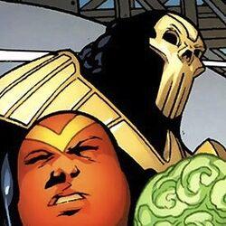 Henrique Gallante (Earth-616) from Avengers The Initiative Vol 1 26