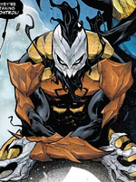 Hive (Poisons) (Earth-17952) Members-Poison D-Man from Venomized Vol 1 2 001