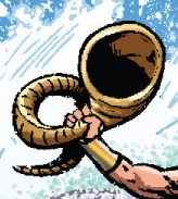Horn of Proteus from All-New Invaders Vol 1 4 0001